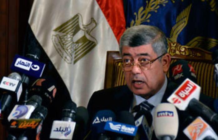 وزير الداخلية يشكر قيادات مطار القاهرة على تجاوز أزمة اعتصام الأمناء