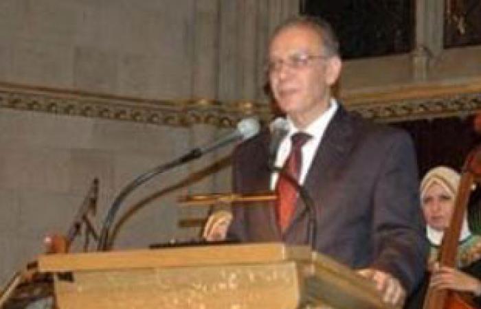 سفير مصر فى فيينا يشهد المعرض الثانى للبيت العربى النمساوى للفنون