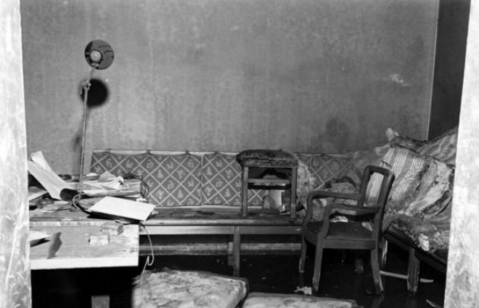 بالصور.. اللحظات الأخيرة في حياة «هتلر» وصديقته بعد انتحارهما