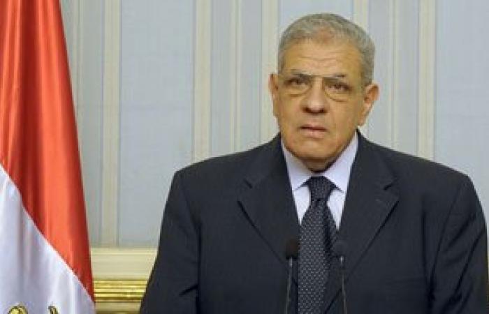 إبراهيم محلب يستقبل رئيس جمهورية غينيا الاستوائية