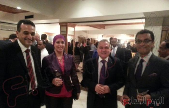 سفارة مصر بالهند تحتفل بالعيد الوطنى لذكرى 23 يوليو