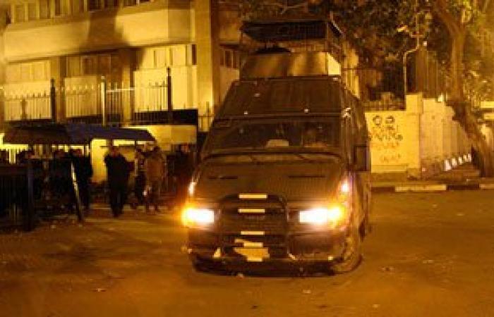 القبض على 10 مشتبه بهم فى حملة أمنية بشمال سيناء