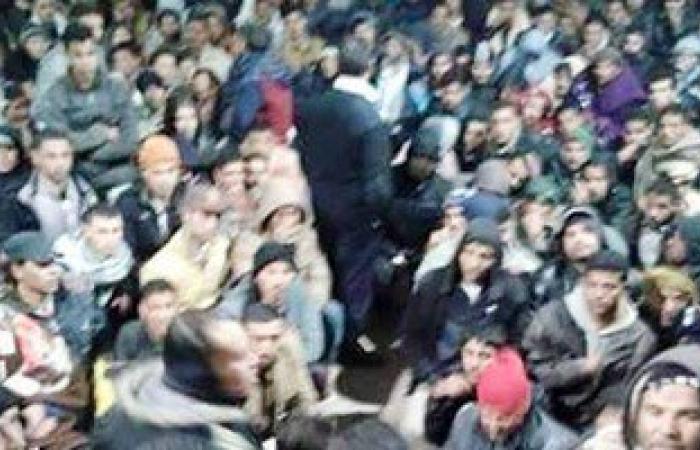 منفذ السلوم يستقبل 3018 مصريا عائدا من جحيم ليبيا خلال 24 ساعة