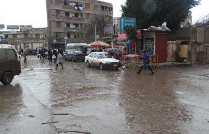 تعليم كفر الشيخ: الأمطار الغزيرة وراء انقلاب أحد الأتوبيسات اليوم