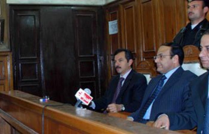 جنايات الإسماعيلية تستكمل محاكمة 9 متهمين بقتل النقيب أحمد أبو دومة