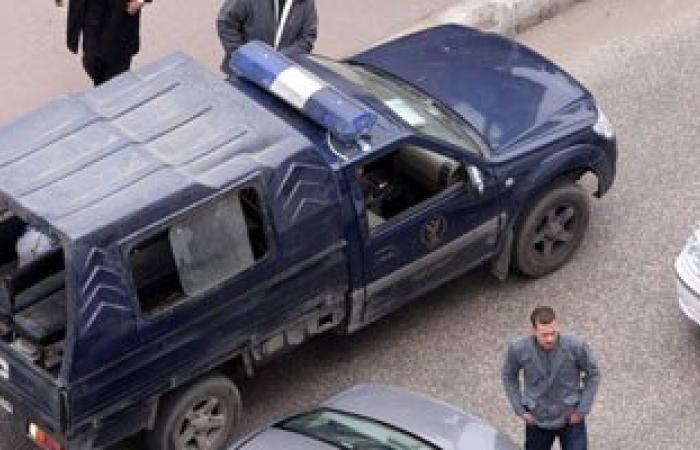 إصابة أمين شرطة بطلق خرطوش أثناء ضبط هارب من أحكام بدمنهور