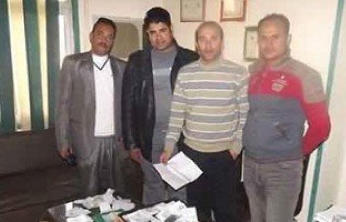 حبس موظف بمدرسة أربعة أيام لقيامه بتزوير شهادات محو الأمية بسوهاج