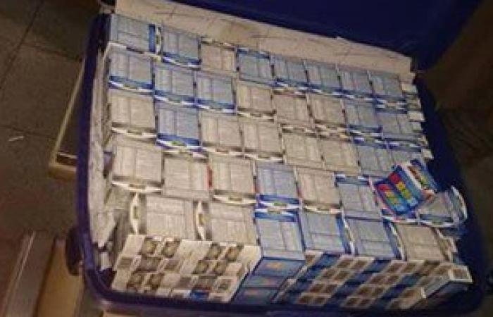 إحباط محاولة تهريب 350 علبة أدوية قادمة من لندن
