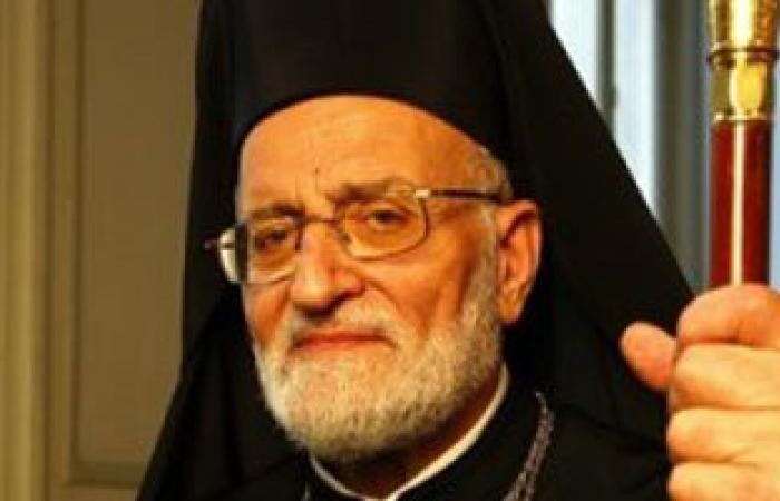 بطريرك الروم الكاثوليك يدين قتل داعش للأشوريين وإحراق كنيسة تل هرمز