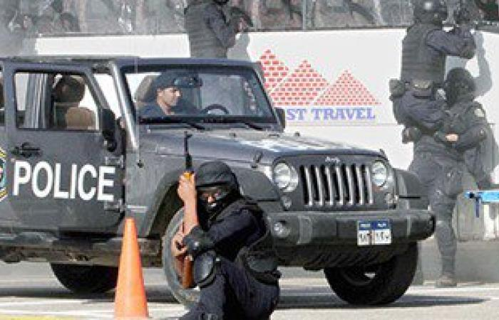 ضبط  218 مخالفة مرورية و51 محكوما عليهم فى شمال سيناء
