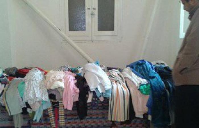 """""""برج العرب"""" تنظم معرضًا للملابس الجاهزة بأسعار مخفضة"""