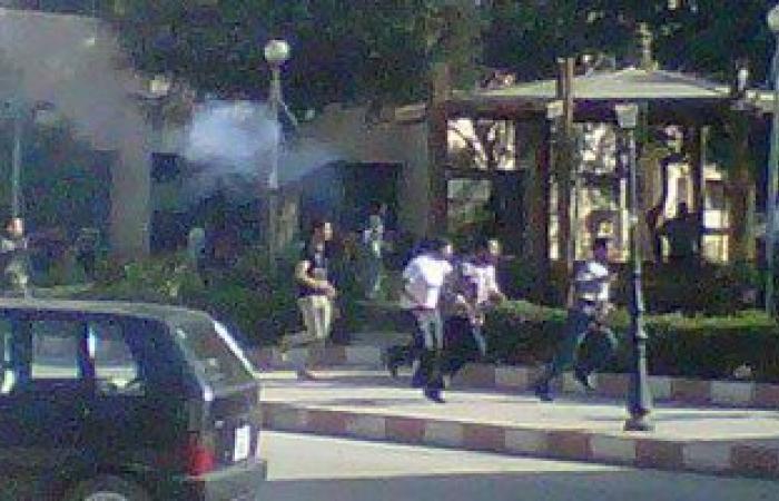 اشتباكات بين الإخوان والأمن الإدارى بجامعة الزقازيق وضبط 6 مثيرى شغب