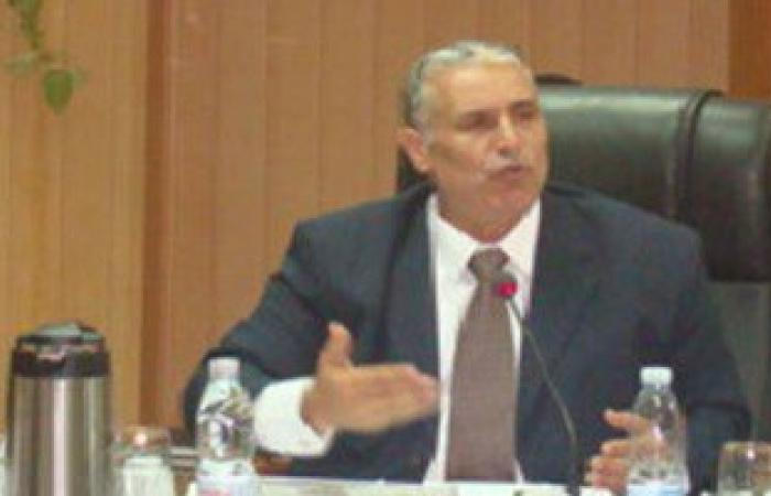 رئيس جامعة دمياط يتفقد إنشاءات الحرم الجديد