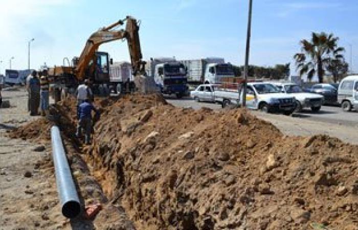 انقطاع المياه 12 ساعة عن مناطق فى مدنية أسوان اليوم