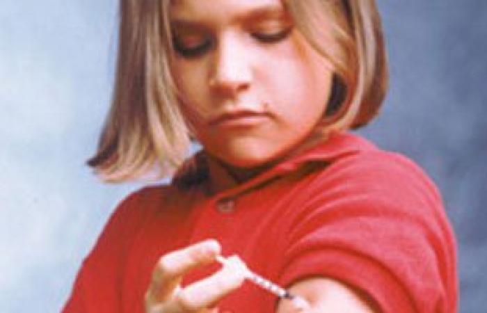 علامات إصابة الطفل بمرض السكر