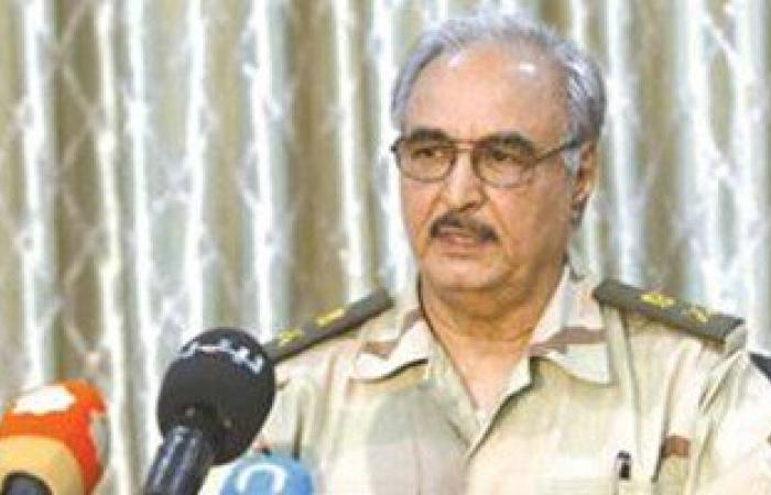 الجيش الليبى يحاصر مدينة درنة من 4 محاور