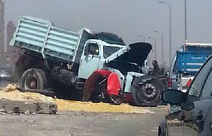 إصابة 5 فى حادث تصادم بالمنوفية بينهم مدير مدينة الطالبات بالسادات