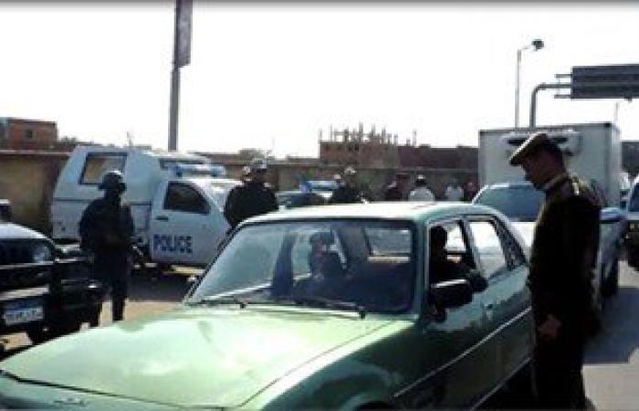 """تحرير 1338 مخالفة مرورية وضبط 5 سائقين """"مخدرين"""" بسوهاج"""