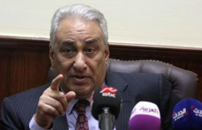 سامح عاشور: الإخوان اندسوا بوقفة المحامين أمس لاستغلال واقعة قسم المطرية