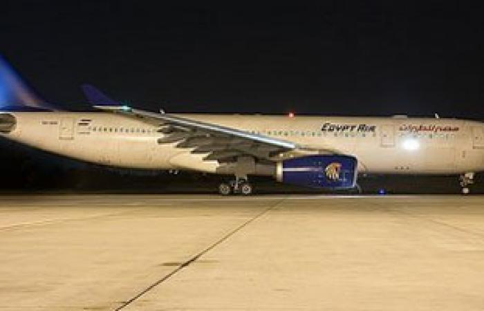 وصول رحلتين مطار القاهرة تقلان عائدين من ليبيا.. وارتفاع الإجمالى لـ7649