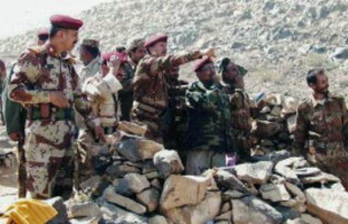 ضباط وجنود اللواء 19 مشاة يرفضون دخول قائد عينه الحوثيون