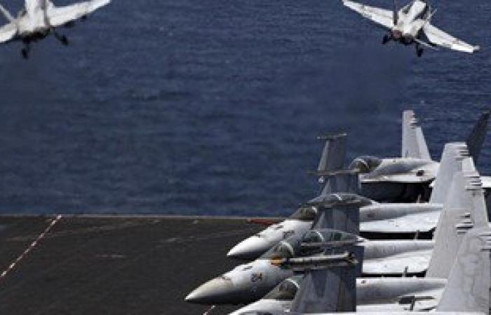 الطيران العراقى يقتل 35 إرهابيا نتيجة قصف جوى بمنطقة الكرمة غربى بغداد