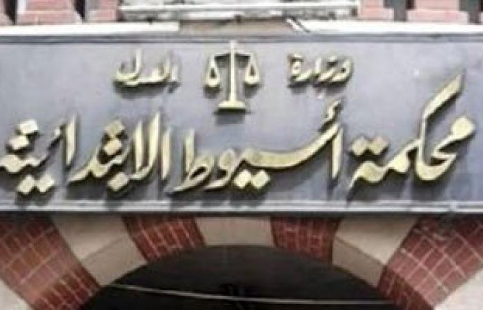 """اليوم.. """"جنائيات أسيوط"""" تستأنف محاكمة ١٦٣ متهمًا فى """"مذبحة أسوان"""""""