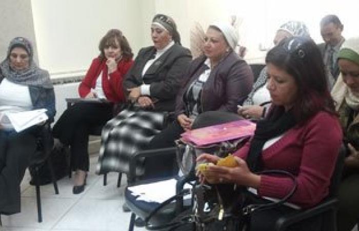 """قومى المرأة بالإسكندرية يساهم فى تنمية قرى """"أبيس"""" وتوفير فرص عمل للسيدات"""