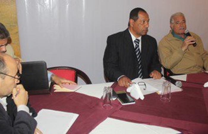 محافظ جنوب سيناء يرفع درجات الاستعداد القصوى للتأهب للمؤتمر الاقتصادى