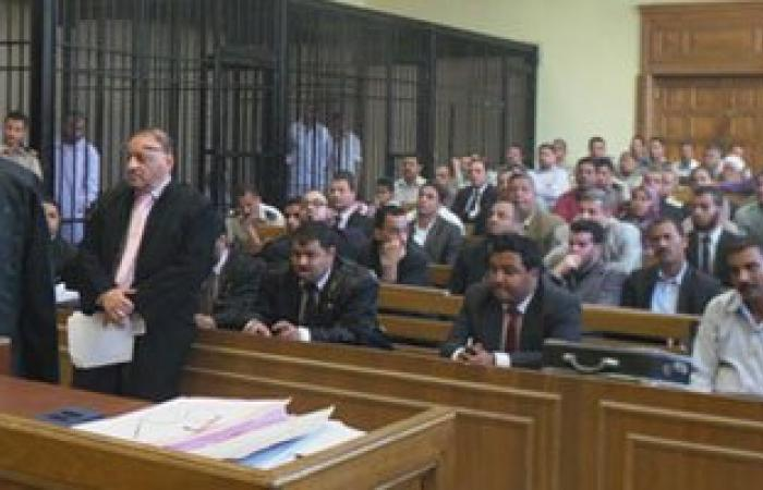 """الأمن يطرد صحفى """"يقين"""" من جلسة محاكمة """"أنصار بيت المقدس"""""""