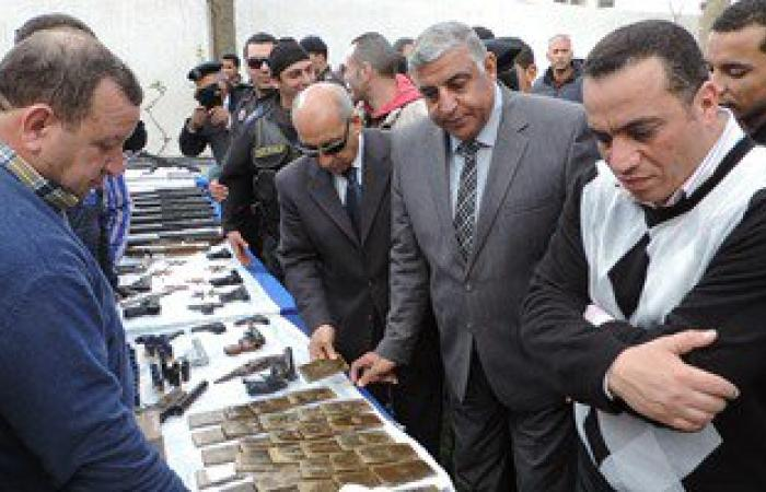 حبس عاطل سقط بـ190 طربة حشيش فى الإسكندرية