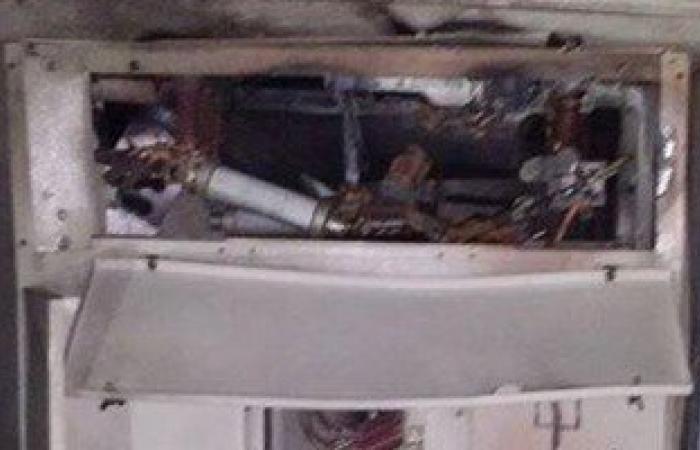 """انقطاع الكهرباء عن كفر صقر بالشرقية منذ 14 ساعة بعد تدمير """"محول"""""""