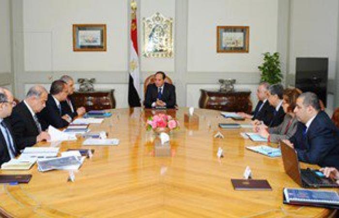 أخبار مصر العاجلة..السيسى للوزراء الجدد: الأمن والاستعانة بالشباب أولوية