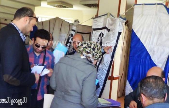 بالصور.. إقبال متوسط على انتخابات نقابة الصيادلة بالإسماعيلية