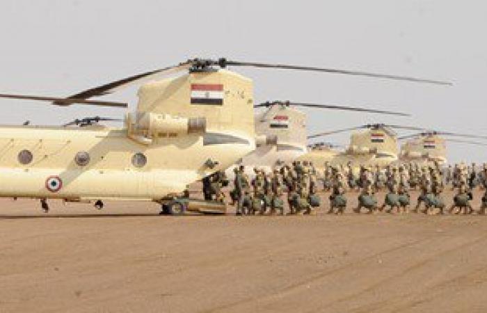 إصابة 5 جنود فى انقلاب سيارة بوسط سيناء