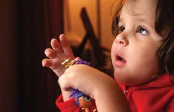 اكتشاف إصابة الأطفال بالتوحد عن طريق تصوير الدماغ