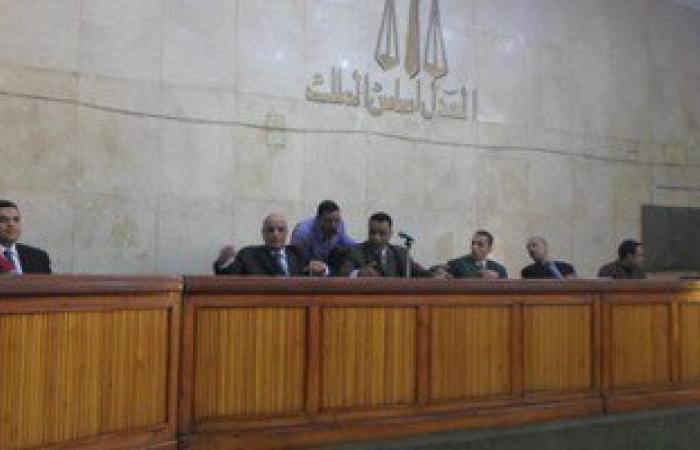 """""""جنايات سوهاج"""" تقضى بإعدام 6 متهمين والمؤبد لـ2 قتلا 5 فى خصومة ثأرية"""