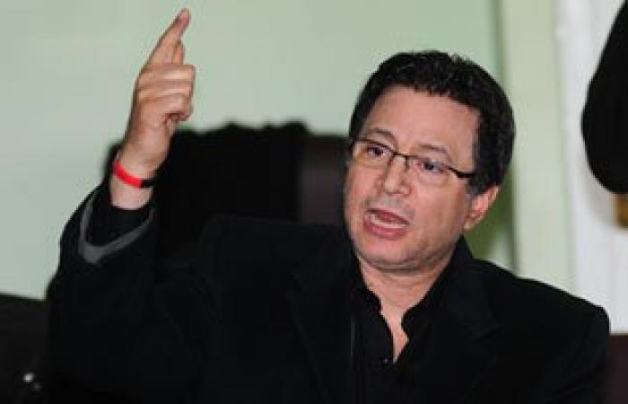 31 مارس الحكم فى دعوى اتهام إيمان البحر درويش بسب وقذف موظف بالنقابة