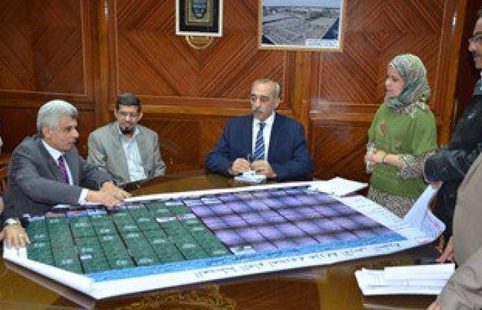 محافظ كفر الشيخ يلتقى وفدا سعوديا لبحث الاستثمار فى الاستزراع السمكى