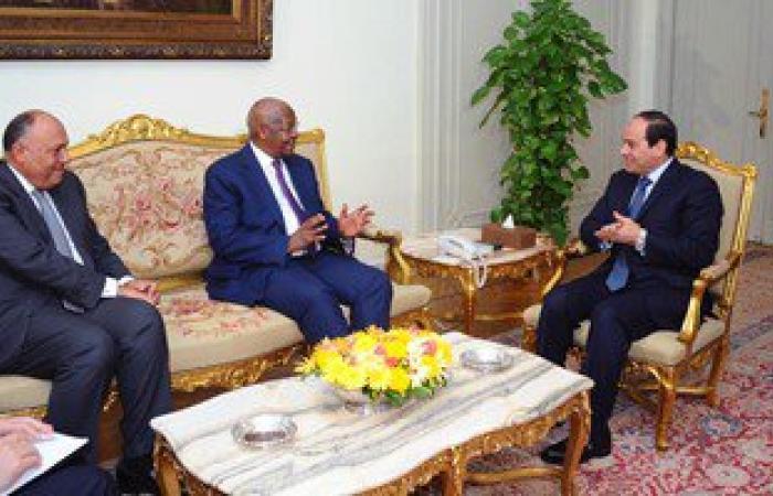 السيسى يؤكد ضرورة التمثيل العادل للقارة الأفريقية داخل مجلس الأمن