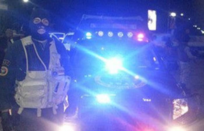 إصابة سيدة وطفلة فى تبادل إطلاق نار بين الشرطة وخارجين على القانون بدمياط