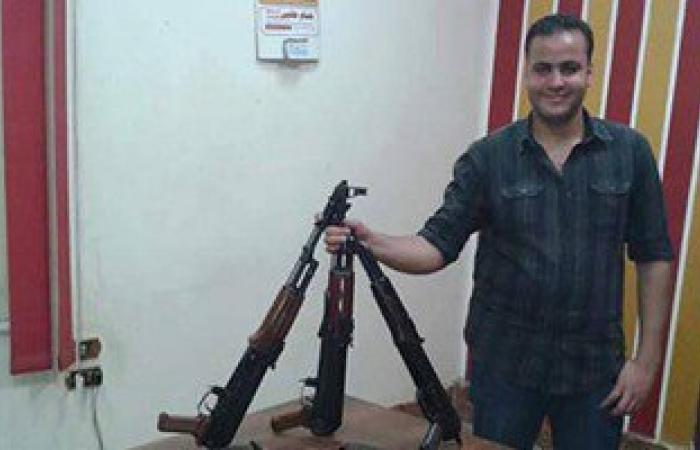 أول صورة للشهيد كريم هنداوى ضحية الهجوم المسلح بمطروح