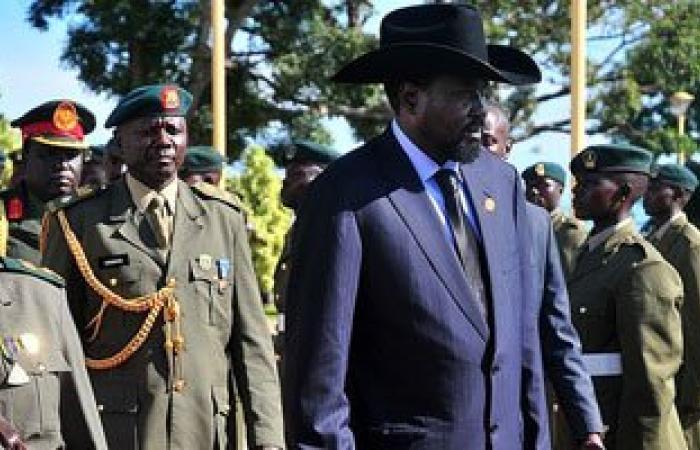 سلفاكير: لن نقبل أى عقوبات دولية تضع جنوب السودان تحت الوصاية