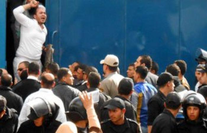 """رفع جلسة إعادة محاكمة المتهمين بقضية """"سيارة ترحيلات أبوزعبل"""" للقرار"""