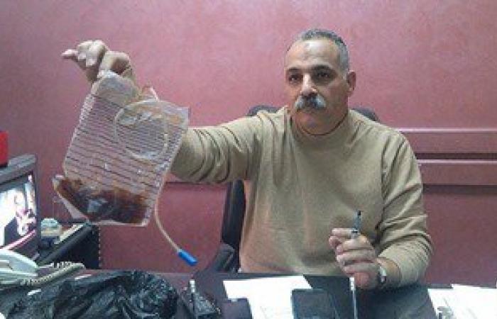 """ضبط متسول يضع """"الشاى"""" فى قسطرة لاستعطاف مواطنى القليوبية"""