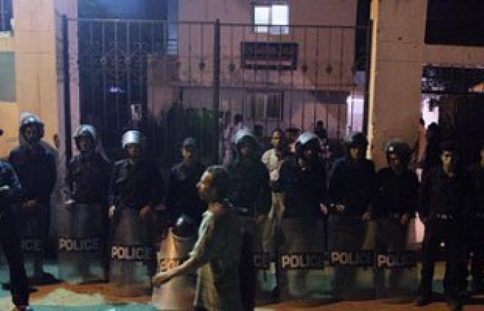 أمين شرطة يعترف أمام النيابة بقتل مسجل خطر بالبساتين