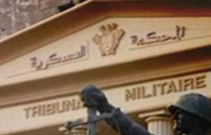 المحكمة العسكرية بالمنصورة تؤجل محاكمة 5 إخوان لـ 22 مارس بتهمة الشغب