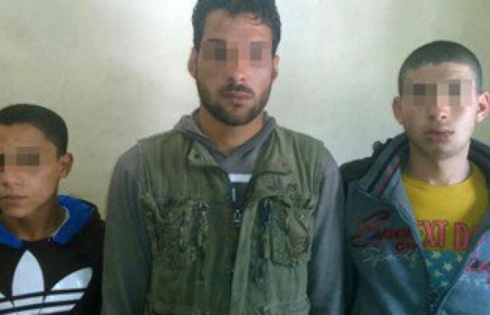 """حبس أفراد عصابة """"محشى"""" و""""الجن"""" المتهمة بقتل """"حامل"""" أبو حماد"""