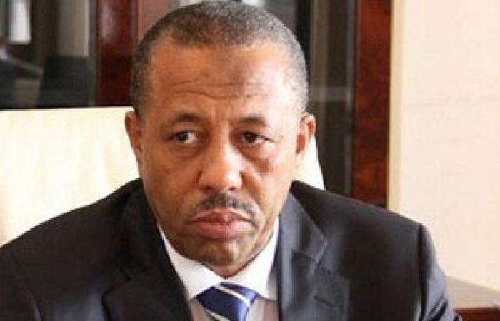 """مساعدو وزير داخلية ليبيا يعترضون على قرار رئيس الحكومة بإيقاف """"السنكى"""""""