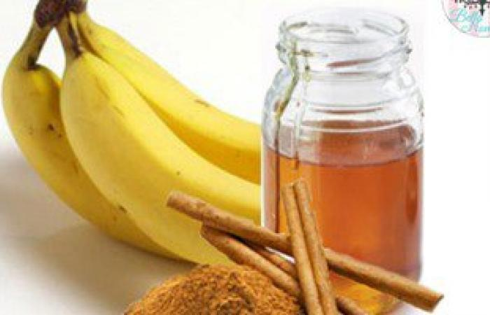 مزيج الموز والقرفة والعسل لتقوية الجسم وزيادة الرغبة الجنسية